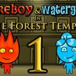 Fireboy e Watergirl 1: Forest Temple