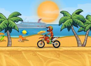 Moto X3M 1 - Bike Race